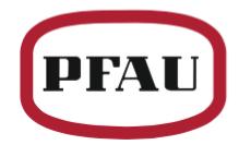 Pfau Logo